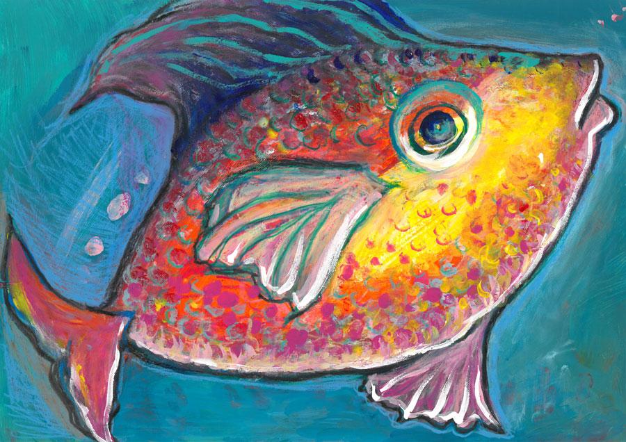 Fish of abundance, 2020